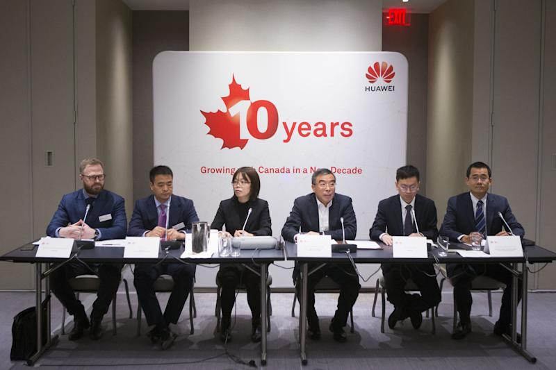 Huawei Still Committed To Canadian investment
