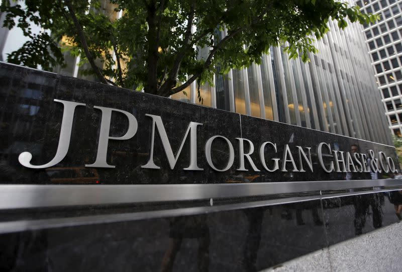 JPMorgan Chase to staff: still no timeline to return to offices - memo