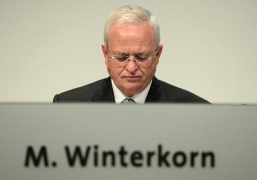 VW's 'Mr Quality' in ejector seat over cheating scandal
