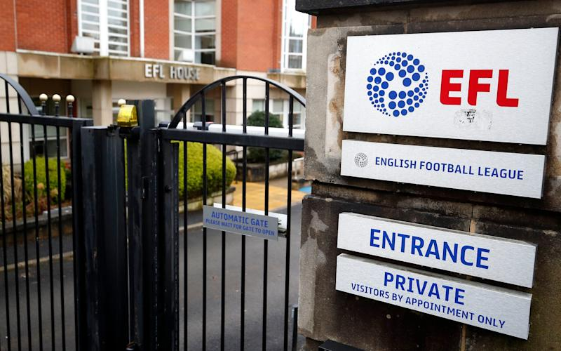 EFL HQ —QPR furious over lack of consultation from EFL ahead of Championship's return - PA