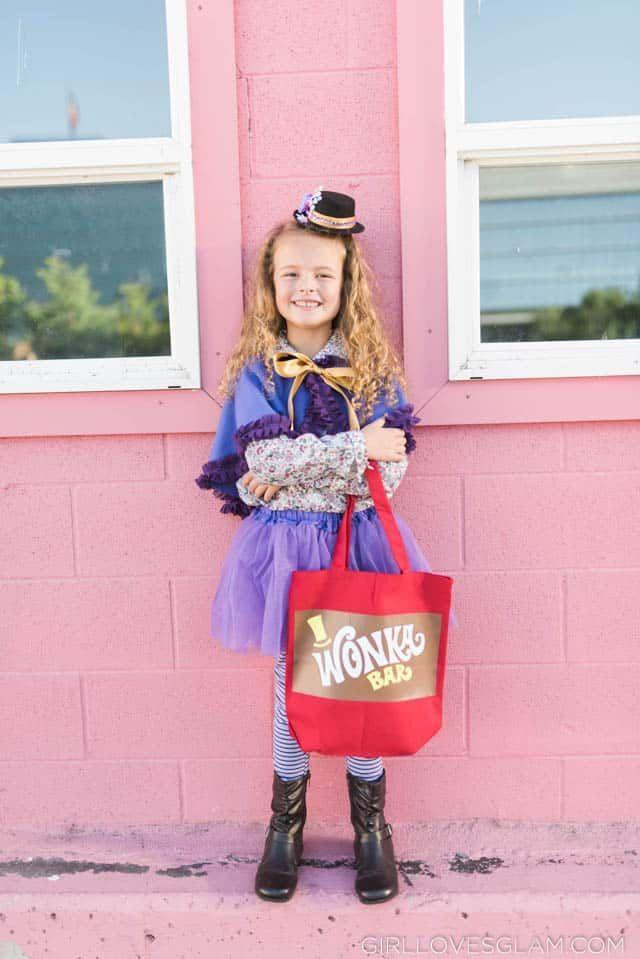 """<p>As a music maker and dreamer of dreams, it's only necessary to get a little creative with your Wonka-inspired costume. Instead of going for an exact replica, consider this easy, no-sew take on the movie's most charming character.</p><p><strong>Get the tutorial at </strong><a href=""""https://www.girllovesglam.com/no-sew-willy-wonka-costume-for-girls/#comments"""" rel=""""nofollow noopener"""" target=""""_blank"""" data-ylk=""""slk:Girl Loves Glam"""" class=""""link rapid-noclick-resp""""><strong>Girl Loves Glam</strong></a><strong>.</strong></p><p><a class=""""link rapid-noclick-resp"""" href=""""https://www.amazon.com/Smiffys-28447-Mini-Tophat/dp/B00AZGE5K0/ref=sr_1_6?tag=syn-yahoo-20&ascsubtag=%5Bartid%7C10050.g.28698768%5Bsrc%7Cyahoo-us"""" rel=""""nofollow noopener"""" target=""""_blank"""" data-ylk=""""slk:SHOP MINI TOP HATS"""">SHOP MINI TOP HATS</a></p>"""