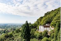 """<p>The Cottage in the Wood, positioned high in the Malvern hills, feels like a breath of fresh air. A luxury home-from-home, with spectacular views, there are various accommodation options (it's safe to say the property surpasses cottage scale) thanks to 30 individually-designed rooms all promising sound sleep. The Georgian style restaurant, awarded two AA Rosettes, makes for decadent dining - be it breakfast, lunch, dinner or afternoon tea. Cocktails in the adjoining bar come highly recommended, too. To offset the indulgence, you can step straight out into the hills for anything from steady strolls to hardcore hikes dependant on your capacity (and the weather). To make more of your time there, explore the charming local villages and towns nearby, with the Cotswolds, Vale of Evesham and Severn Valley beyond.</p><p><a href=""""https://www.cottageinthewood.co.uk/"""" rel=""""nofollow noopener"""" target=""""_blank"""" data-ylk=""""slk:cottageinthewood.co.uk"""" class=""""link rapid-noclick-resp"""">cottageinthewood.co.uk</a>, prices start from £90</p>"""