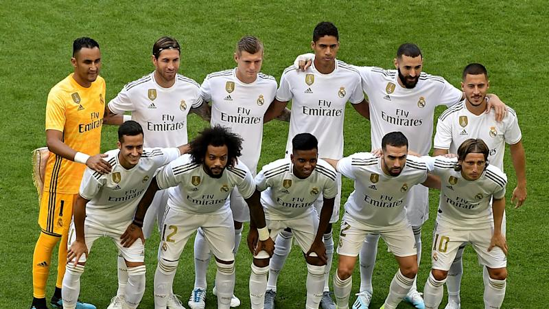 Bizarre Real Madrid 2020–21 Kit With Pink Stripes Leaked Online, Fans Disappointed With New Jersey Design (See Pics)
