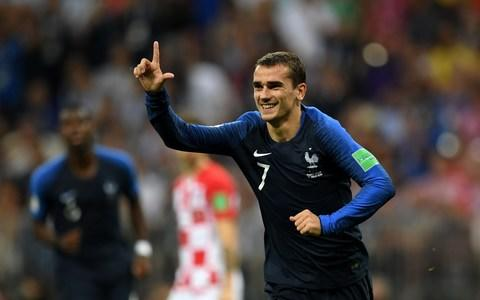 Antoine Griezmann  - Credit: Getty Images