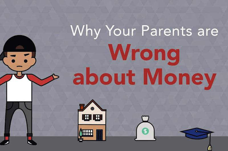 Why Your Parents Are Wrong About Money