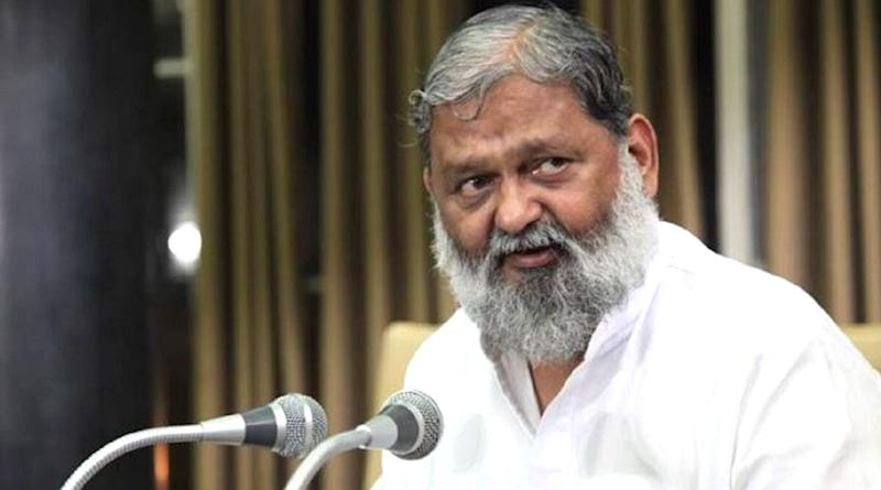 Anil Vij Hospitalised; Haryana Minister Slips Inside Bathroom, Fractures Leg, Say Reports