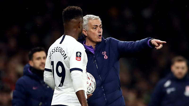 Tottenham reinforce social distancing rules after players spotted training