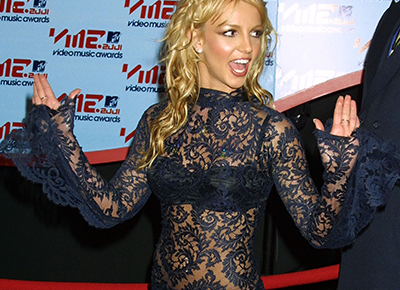 8dfd745c89f8d A Brief History of Celebs Wearing Lingerie on the Red Carpet