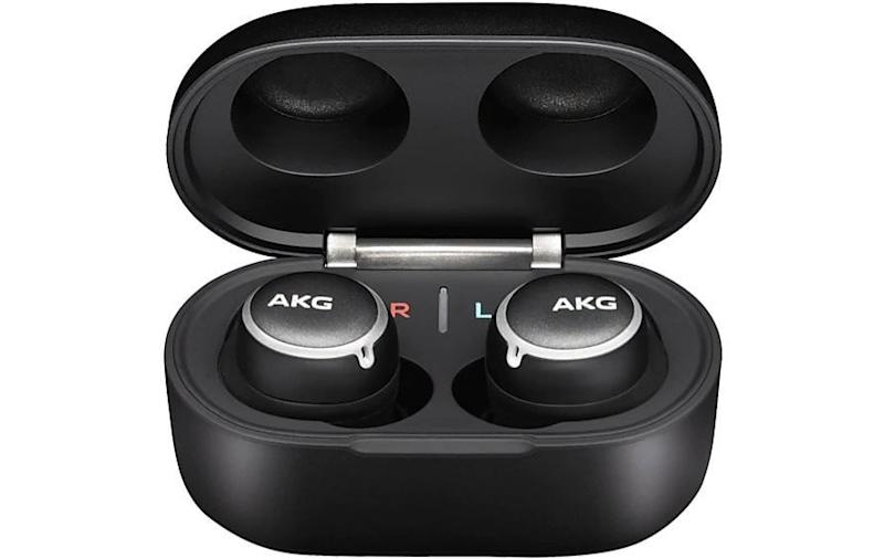 Samsung releases AKG N400, a noise-canceling competitor to Galaxy Buds+