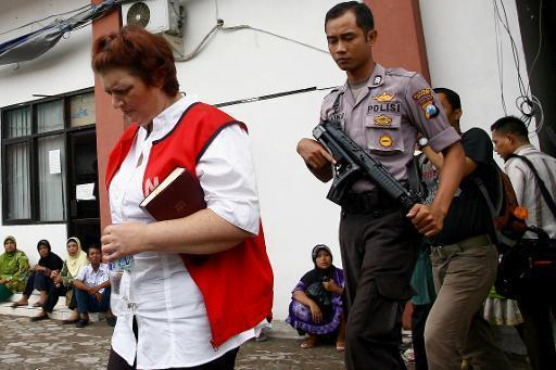 Briton could face 16 years in Indonesian jail for drug smuggling