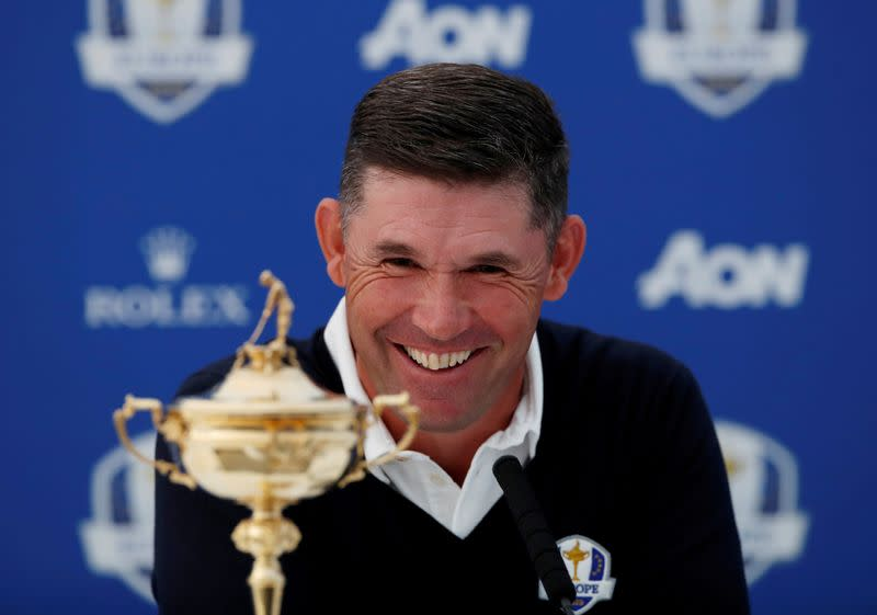 FILE PHOTO: Ryder Cup - 2020 Ryder Cup Press Conference