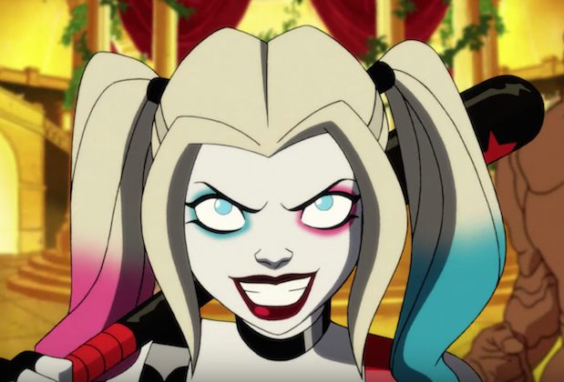 Released at SDCC: 'Harley Quinn' Animated Series Trailer