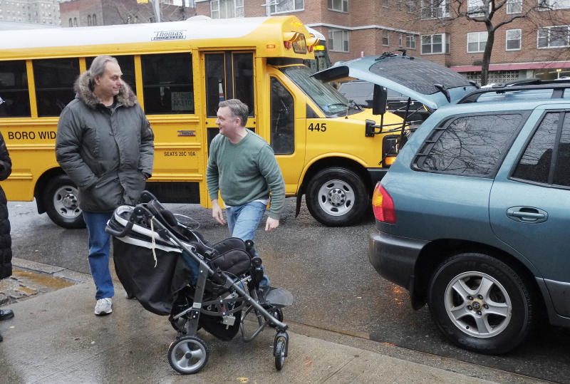 School bus strike in New York City enters 2nd day