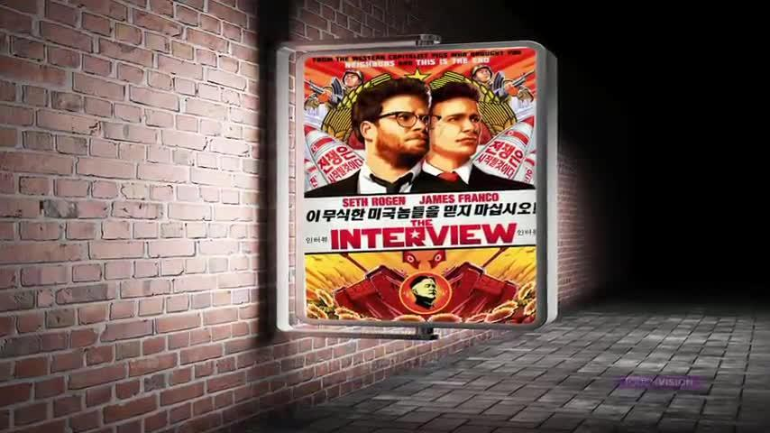 The Interview Sony hacking