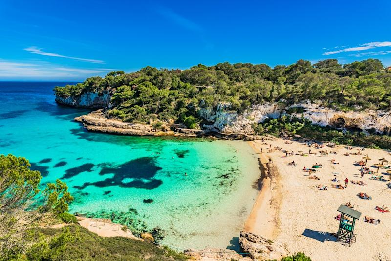 Mallorca has myriad photogenic coves: Getty/iStock