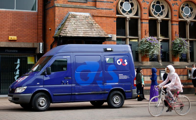 UK's G4S rejects 2.95 billion pound offer from Canadian security firm GardaWorld