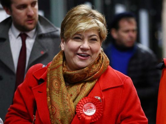 Emily Thornberry (Reuters)