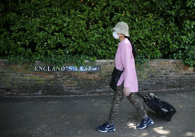 England's Lane is a picture-postcard street near north London's Primrose Hill