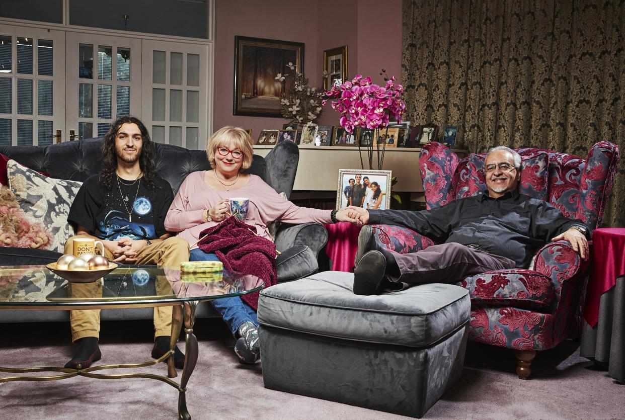 The Michael Family. (Channel 4)
