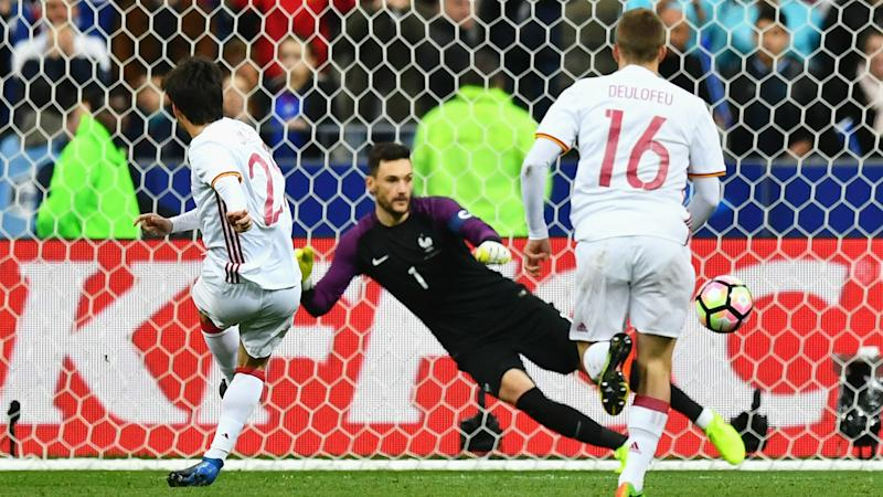France 0 Spain 2: Silva and Deulofeu seal win as video technology enjoys another successful trial