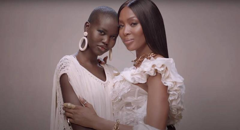 Beyonce, Black is King Trailer, Naomi Campbell