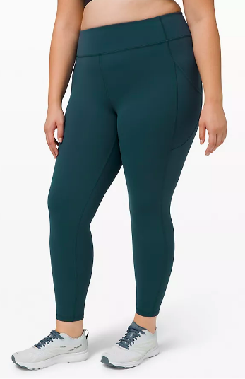 "Invigorate High-Rise Tight 25"" (Photo via Lululemon)"