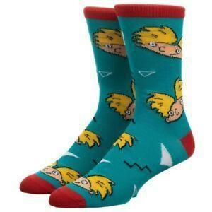 "<p>johnscrazysocks.com</p><p><strong>$8.99</strong></p><p><a href=""https://johnscrazysocks.com/products/hey-arnold-crew-sock?variant=32478918541393"" rel=""nofollow noopener"" target=""_blank"" data-ylk=""slk:Shop Now"" class=""link rapid-noclick-resp"">Shop Now</a></p><p>These comfy crew socks are the perfect '90s throwback. And if Hey Arnold isn't your fancy, you can choose from a wide assortment of socks with different colors and themes that are guaranteed to make anyone smile. </p><p>In addition to donating 5 percent of its earnings to the <a href=""https://www.specialolympics.org/"" rel=""nofollow noopener"" target=""_blank"" data-ylk=""slk:Special Olympics"" class=""link rapid-noclick-resp"">Special Olympics</a>, John's Crazy Socks employs differently abled individuals.</p>"