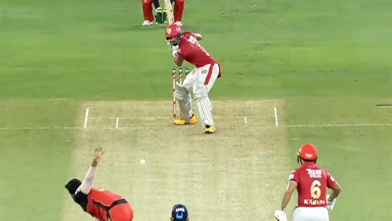 KL Rahul, pictured here in action in the Indian Premier League.