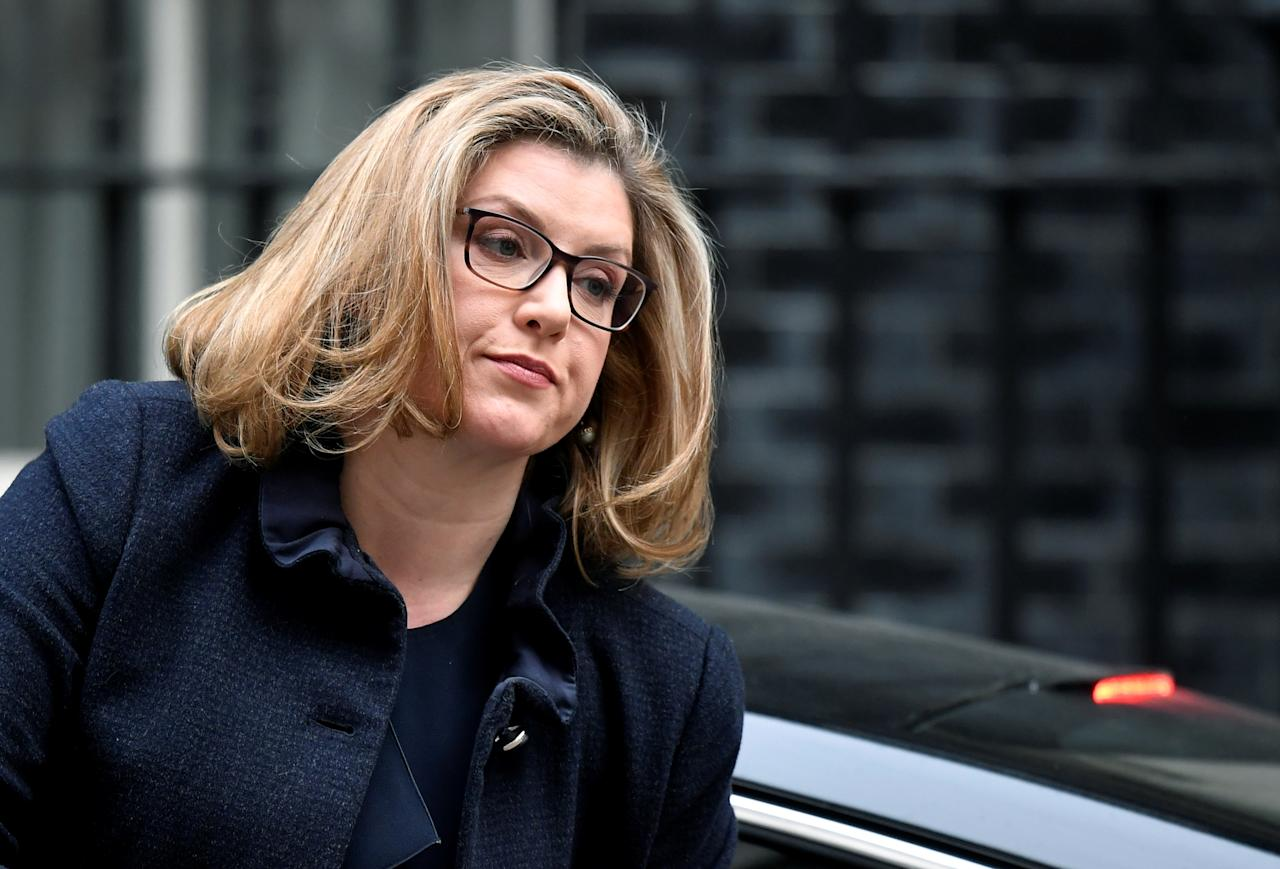 """<p>Penny Mordaunt is an ardent Brexiteer and has come out strongly against the Customs Union, saying it 'wouldn't fly with the public'. She has said voters increasingly want a no-deal Brexit because """"to them, no Brexit is worse than no-deal"""". (Reuters) </p>"""
