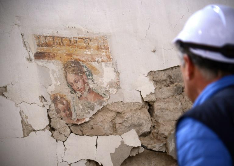 After the success of art recovery efforts in central Italy's earthquake-hit towns, other teams could one day be deployed to places like the ancient city of Palmyra in Syria