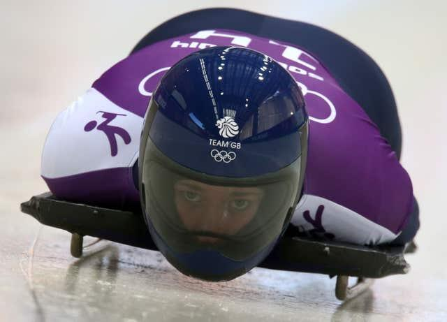 Lizzie Yarnold produced a brilliant display to win gold in Sochi in 2014
