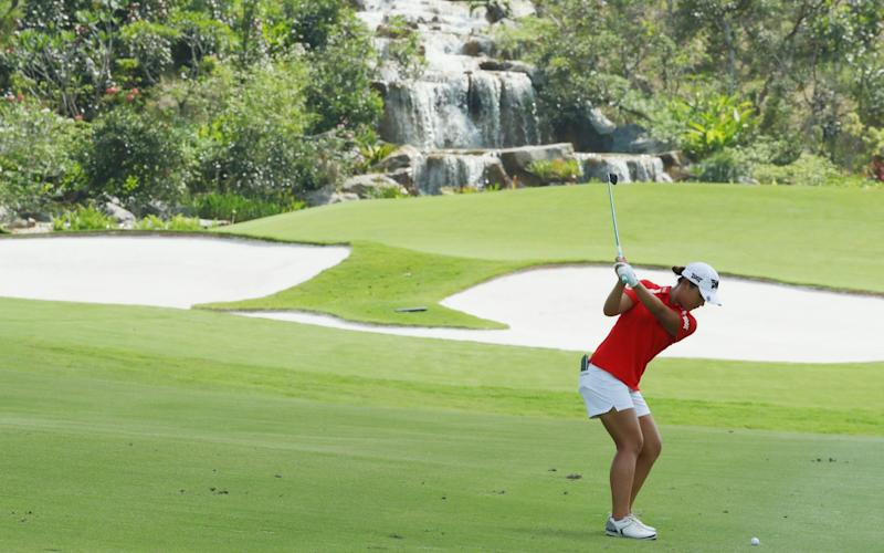 Lydia Ko - Credit: Getty Images
