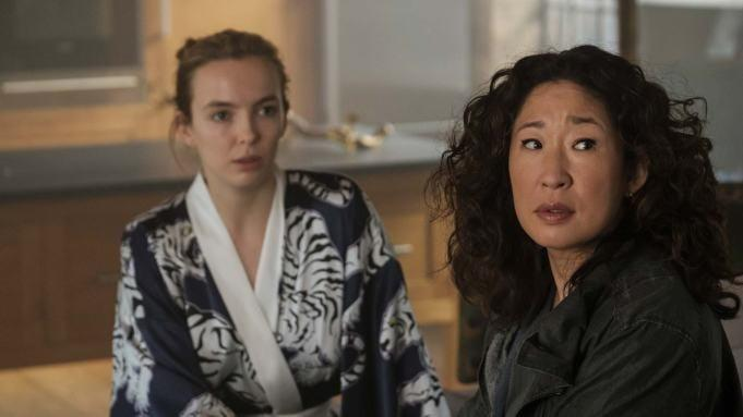 Killing Eve on Hulu