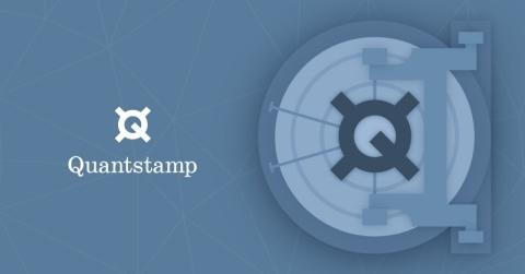 Blockchain is secure. Smart contracts aren't. Quantstamp is launching its token sale Friday, Nov. 17 ...