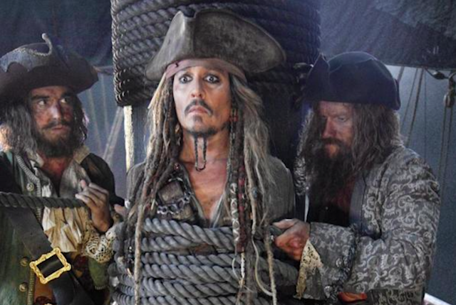 "From ""Pirates of the Caribbean: Dead Men Tell No Tales."" (IMDB/Disney)"