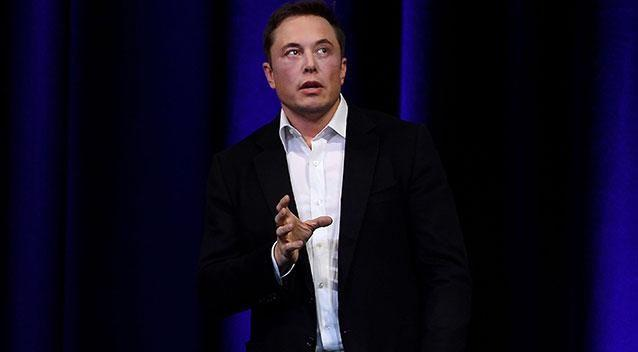 Tech luminary Elon Musk has recently warned that man made AI could prove a big risk to humanity. Photo: Getty Images