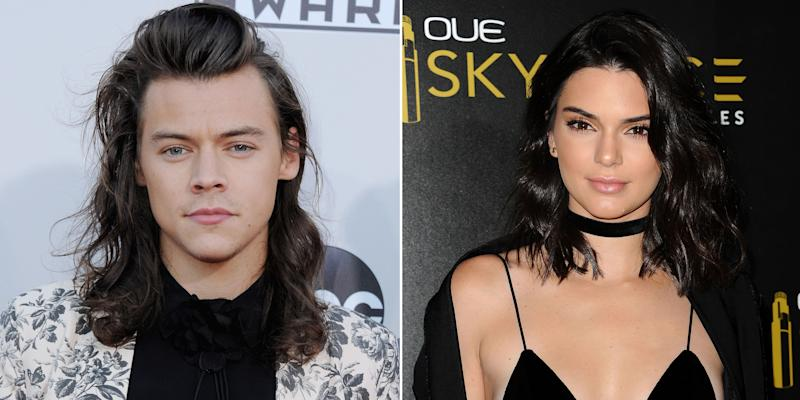 Are kendall and harry dating yahoo