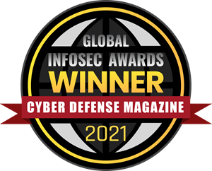 Aware's Knomi won Best Product in Passwordless Authentication during the 2021 Global InfoSec Awards.