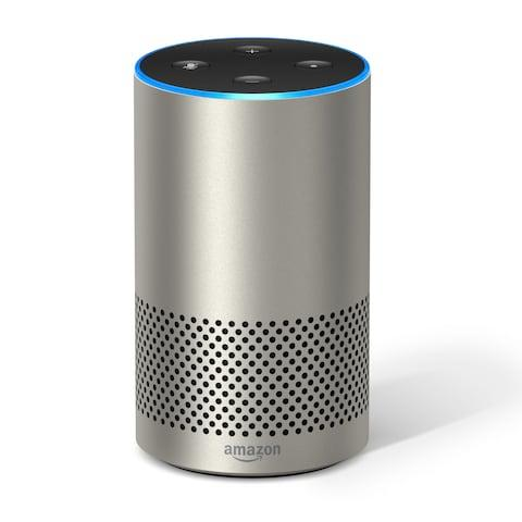 New Echo - Credit: Amazon