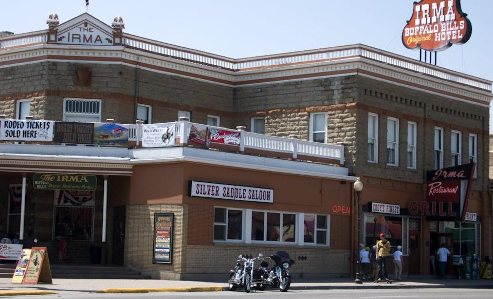 <p>Wyoming restaurants were allowed to reopen on May 15 with proper sanitation and social distancing.</p>