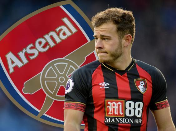 Arsenal are determined to sign Ryan Fraser this summer (Getty)