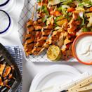 <p>Plan ahead before you prep the grill for this grilled chicken recipe: marinating the chicken in a mix of peanut butter, lime, and chipotle peppers results in tender meat and bold flavors.</p>