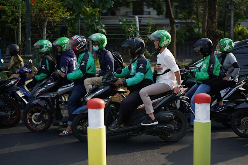 Go-Jek Snags Investment From Thailand's Largest Lender
