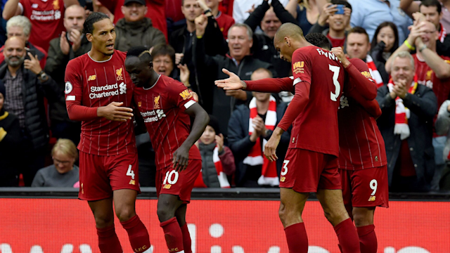 The Reds are currently on an incredible run of form