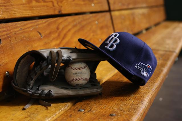 The Rays have severed ties with their long-time team physician. (Getty Images)