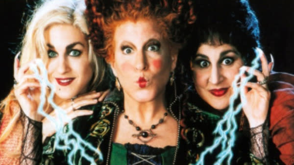 Happy Halloween! Bette Midler Already Hates The 'Hocus Pocus' Remake