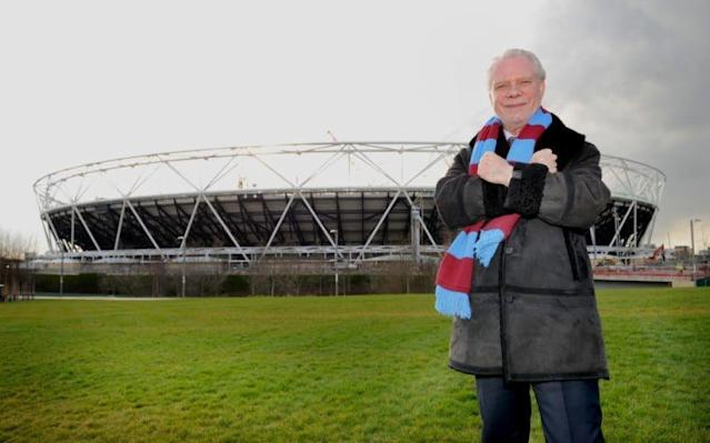 <span>David Gold says the Premier League is a great advert for Britain</span>