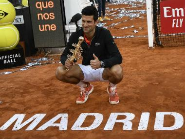 Madrid Open 2019: Novak Djokovic's 33rd Masters victory is a gentle reminder of who the top dog in tennis is