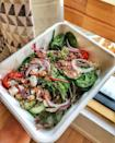 """<p>Love Yourself delivers fresh ready-made meals straight to your door. No cooking is required; you just pop 'em in the oven or microwave to heat up.</p><p>The best bit? You can choose from seriously selective dietary requirements and the team will do the hard work for you (great news for that post-lockdown health kick), such as such as vegetarian, pescatarian, gluten-free or even keto. Restrictions aside, though, all meals boast no processed meats, additives or preservatives.</p><p>Sadly, Love Yourself only delivers to the Greater London region.</p><p>From £21.99 daily. </p><p><a class=""""link rapid-noclick-resp"""" href=""""https://go.redirectingat.com?id=127X1599956&url=https%3A%2F%2Fwww.loveyourself.co.uk%2Fcollections%2Fall&sref=https%3A%2F%2Fwww.cosmopolitan.com%2Fuk%2Fworklife%2Fg32206972%2Fbest-meal-delivery-kits%2F"""" rel=""""nofollow noopener"""" target=""""_blank"""" data-ylk=""""slk:SHOP HERE"""">SHOP HERE</a></p><p><a href=""""https://www.instagram.com/p/B_YEXGmHjlo/"""" rel=""""nofollow noopener"""" target=""""_blank"""" data-ylk=""""slk:See the original post on Instagram"""" class=""""link rapid-noclick-resp"""">See the original post on Instagram</a></p>"""