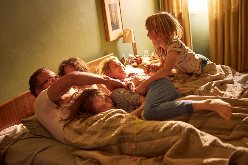 Penguin Bloom really is a film a whole family can enjoy. Like a cinematic cuddle puddle. Photo: Roadshow (supplied).